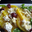 Picture of golden beets salad