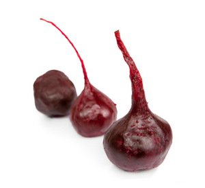 Cooked beetroot